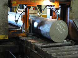 Custom forgings for repairing presses