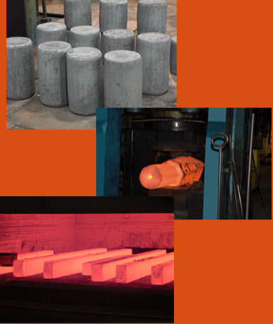Custom Open Die Forging Capabilities